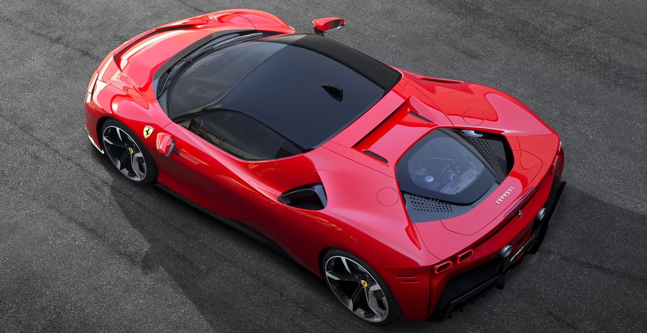 Stradale from overhead