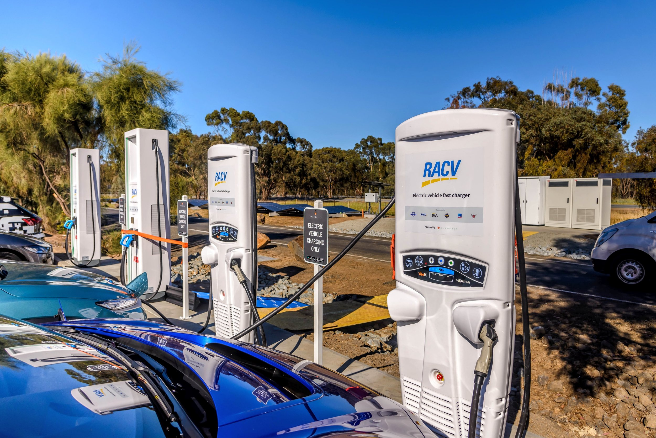 """- For more information on charging station levels, see our """"EV"""" Language page below."""