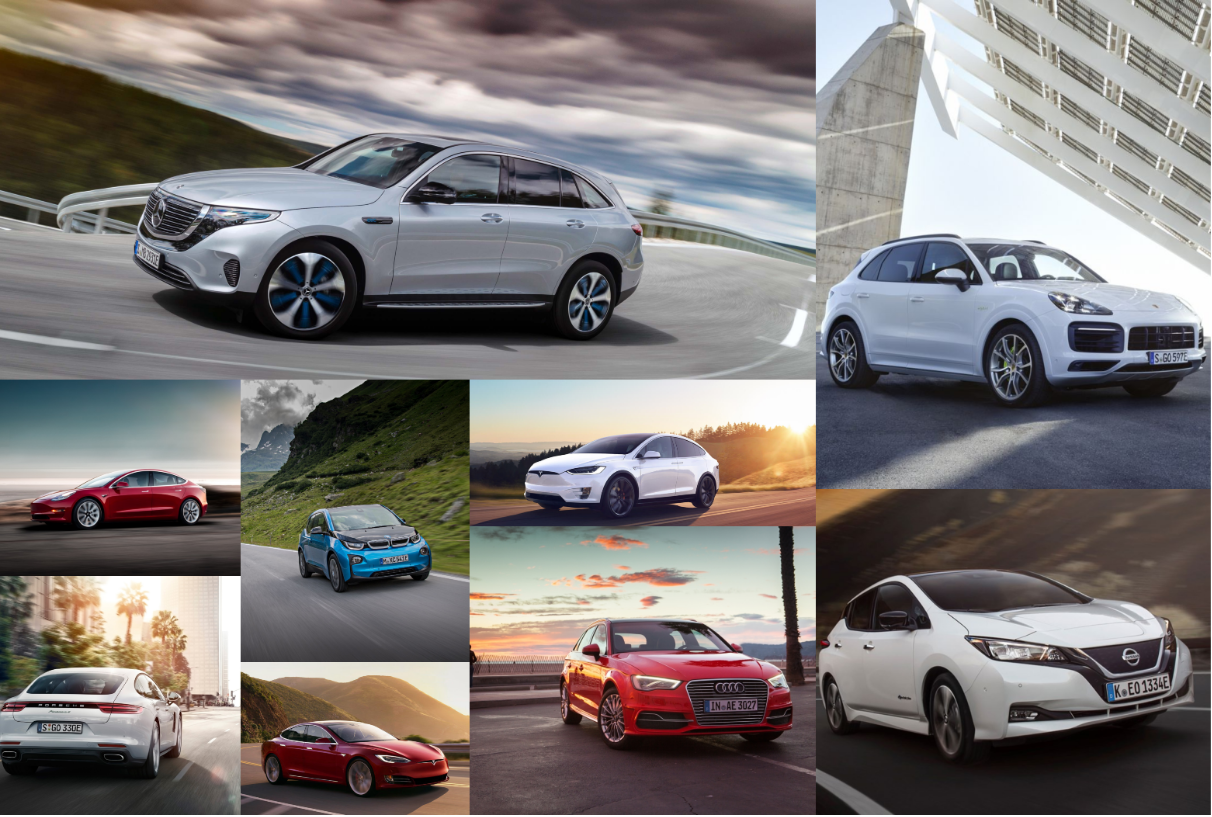 - Different EV models use different plug types and have different recommended home charging stations. For more information on the best choice for your EV, visit our models page below.