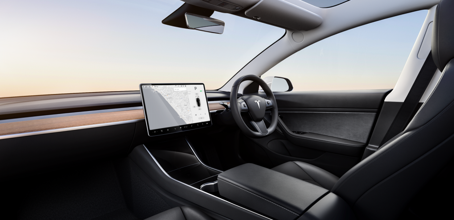A closer look at Australia's Model 3 — JET Charge