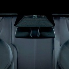 Tesla autopilot front camera