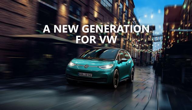 VW ID3 hero