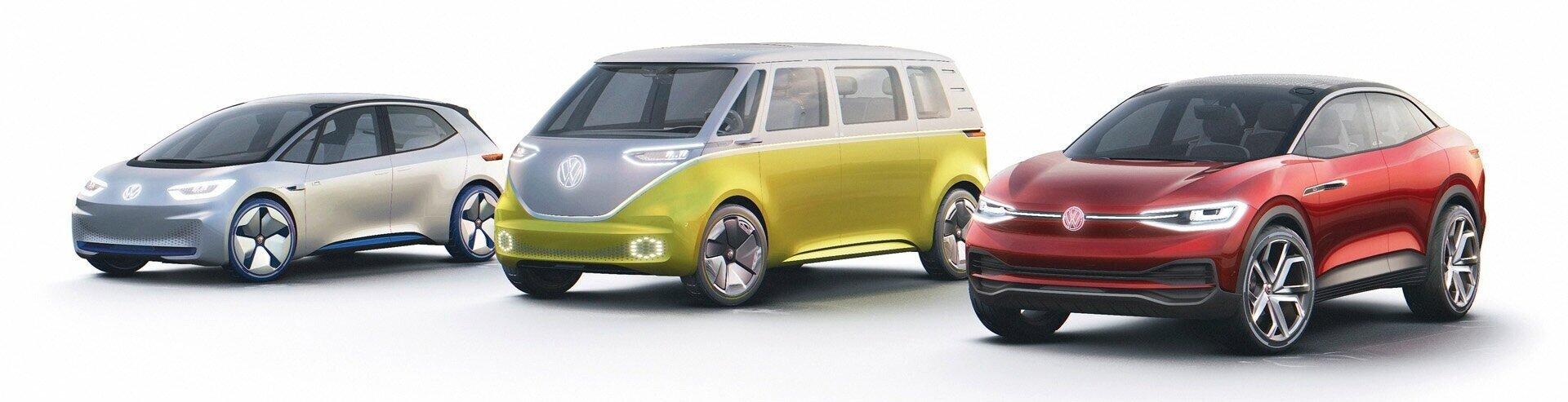 VW+id+concepts