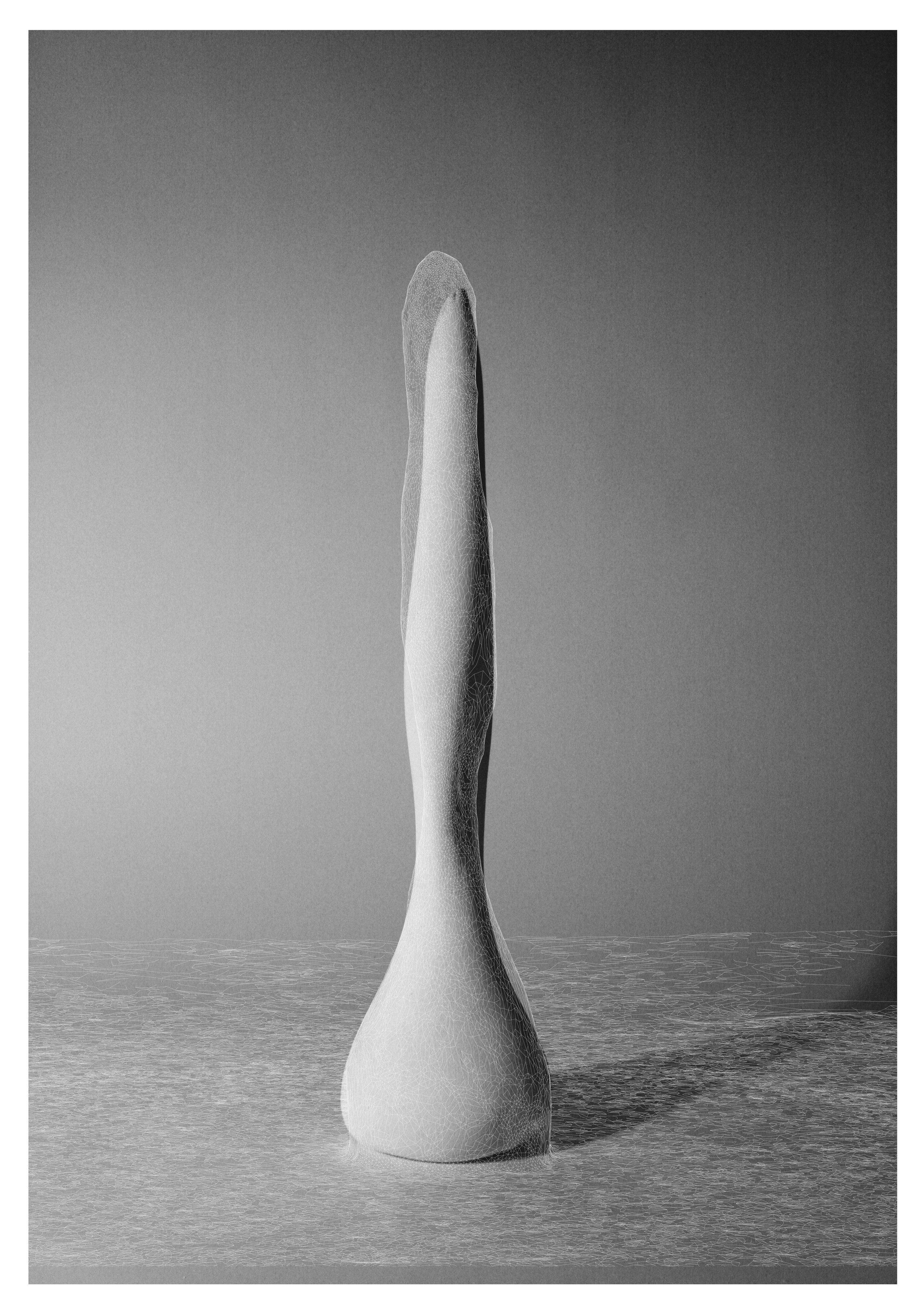 Column 01, scan-photo / elevation