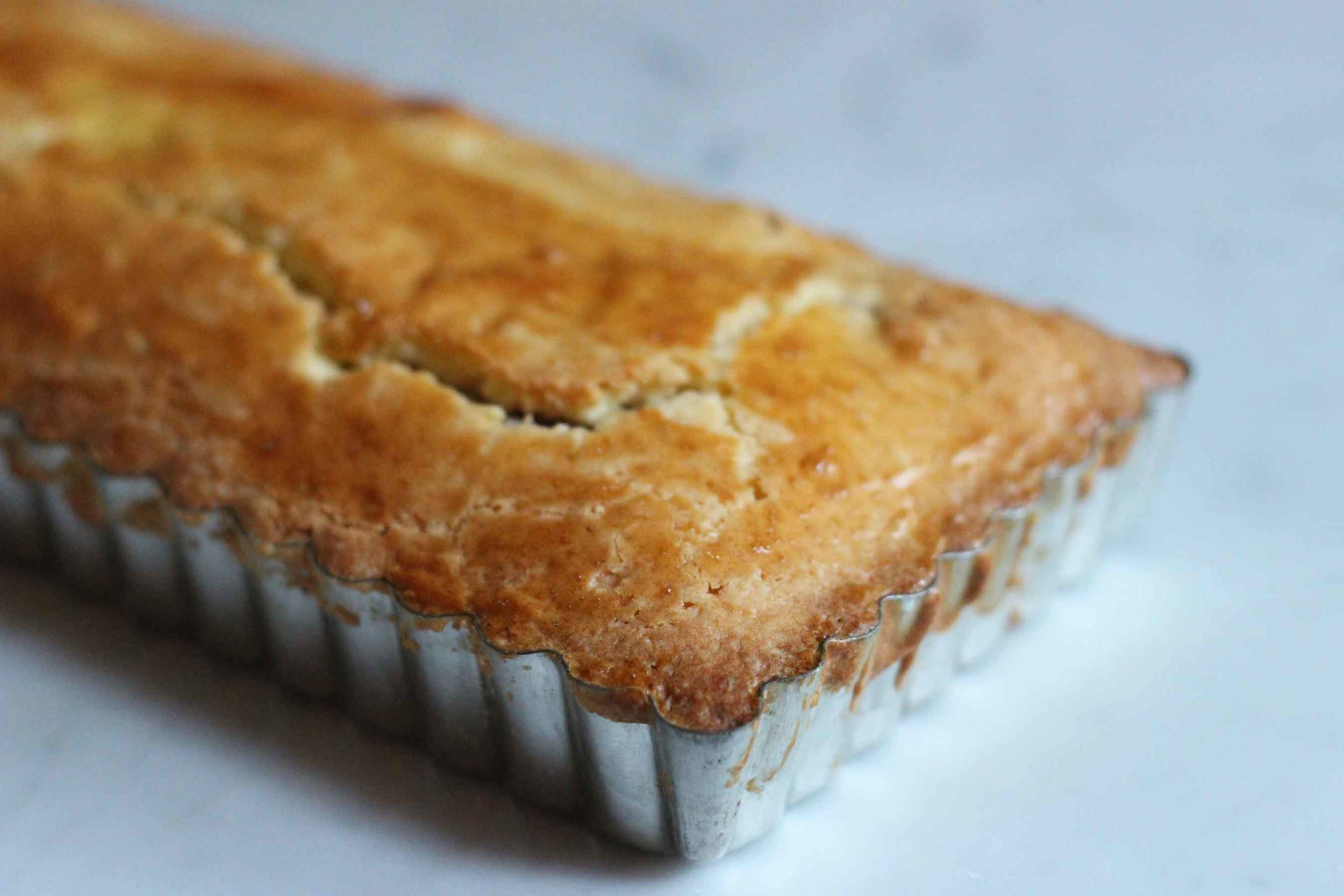 gâteau basque recipe by Thread & Whisk