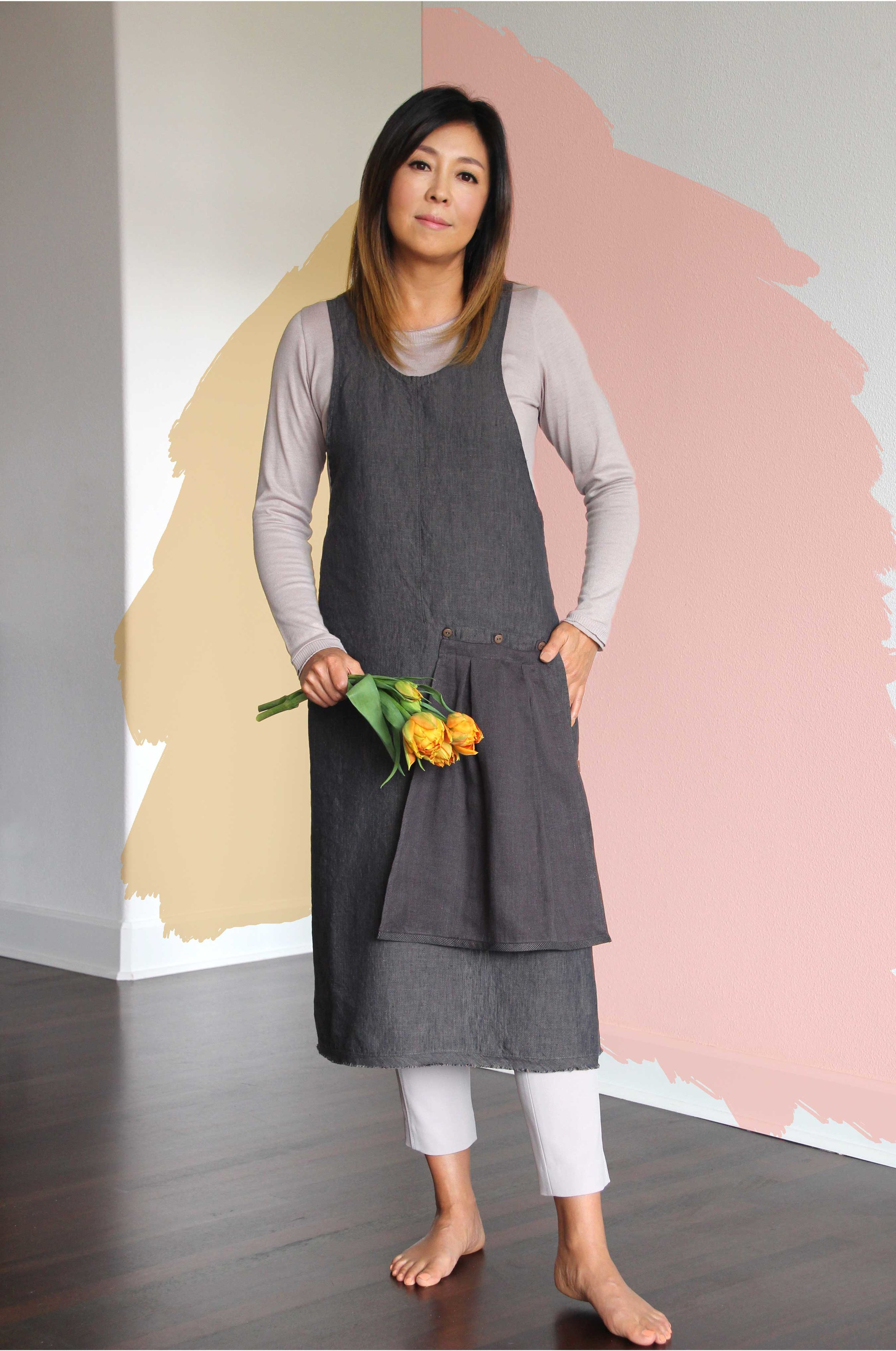 The Grace Apron $148