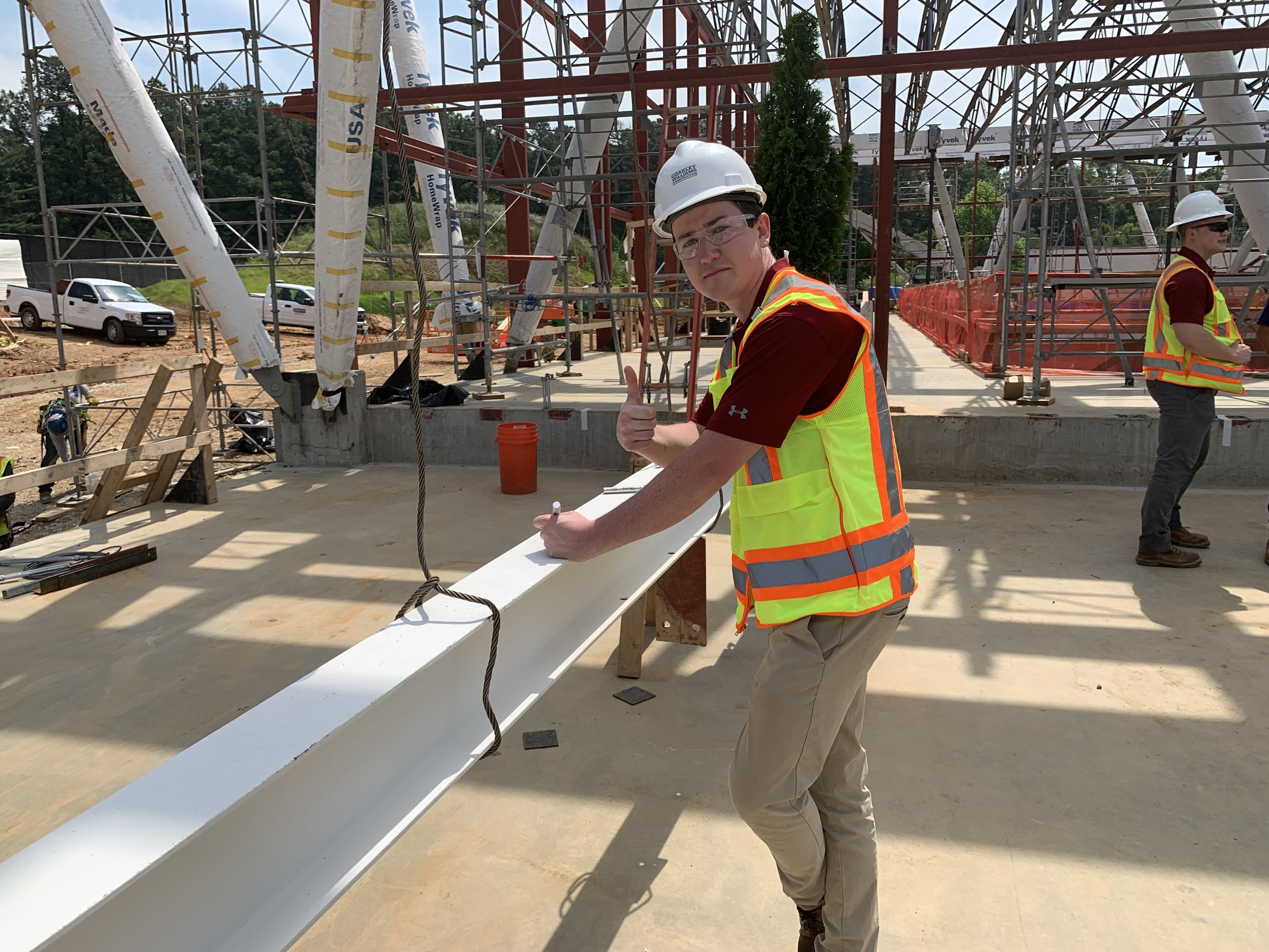 Potomac School Topping Out 5.29 (3).JPG