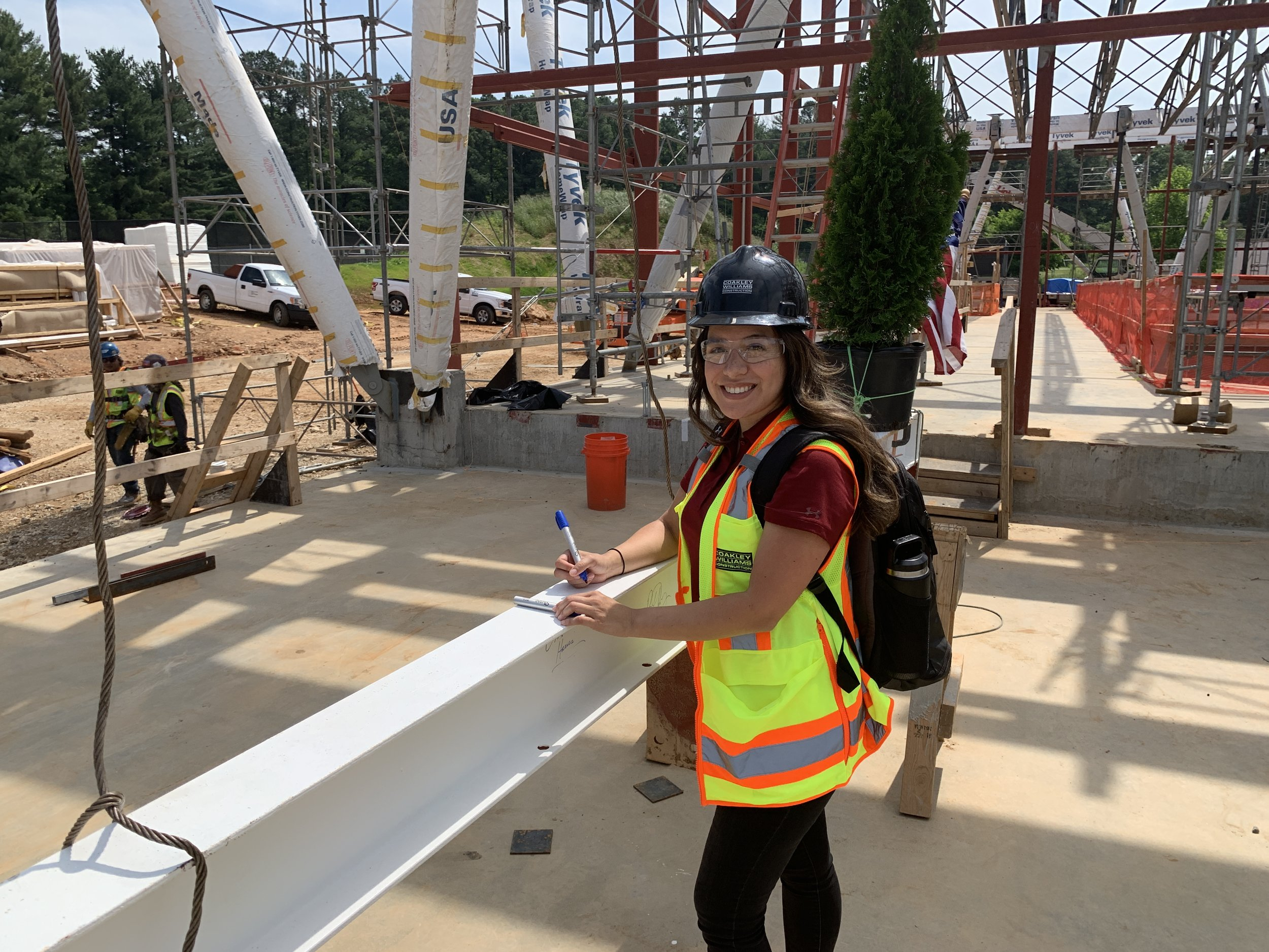 Potomac School Topping Out 5.29 (5).JPG
