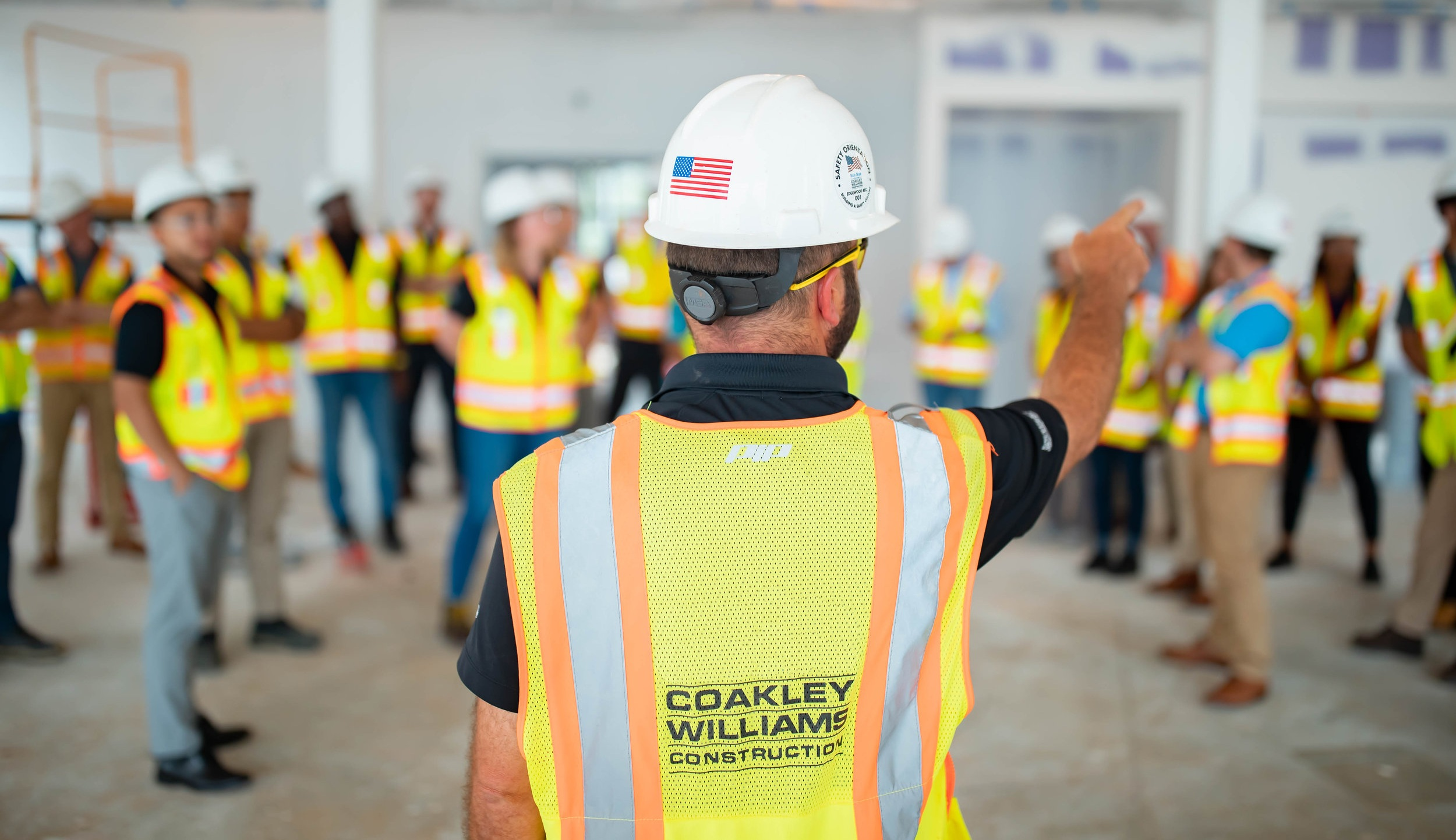 Coakley & Williams Construction - Coakley & Williams Construction is a full service design builder and general contractor headquartered in Bethesda, Maryland. We operate in the hospitality, life sciences, education, athletics, multi-family, office, commercial interiors, and governmental sectors.We are proud that much of our business comes from repeat clients, as client satisfaction is a top priority. Our reputation has been preserved by controlling growth, retaining top talent, and devoting top management attention to our clients' needs. We partner with owners, architects, and subcontractors, and we treat all stakeholders with integrity and honesty.