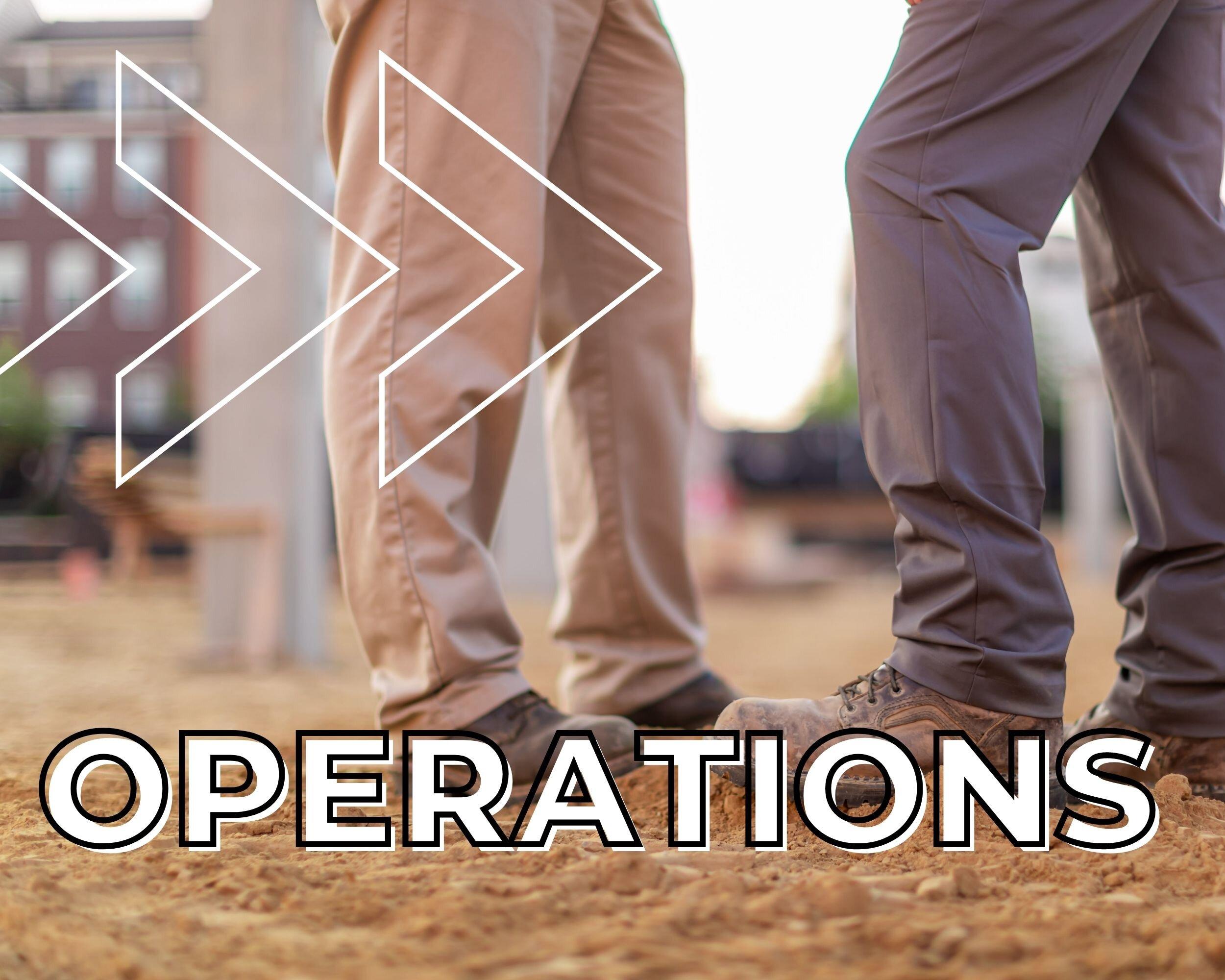 Operations Team