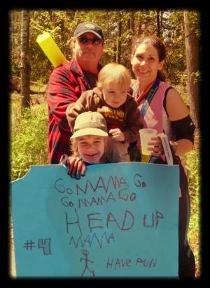First Door County Half Marathon, an amazing race.