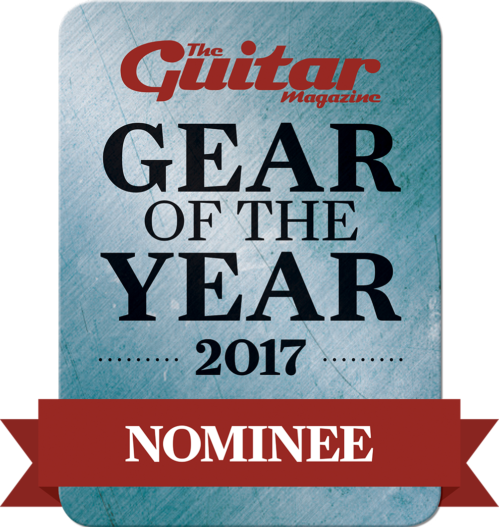Gear of the Year 2017 - The Guitar Magazine - Frank Brothers Signature Model Electric Guitar Nomination