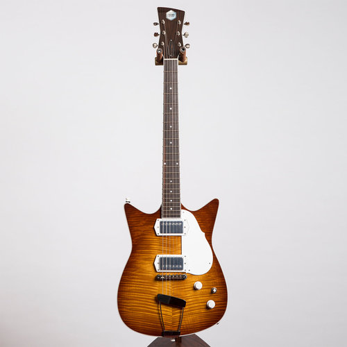 the north american guitar - frank brothers guitar company - signature model electric guitar