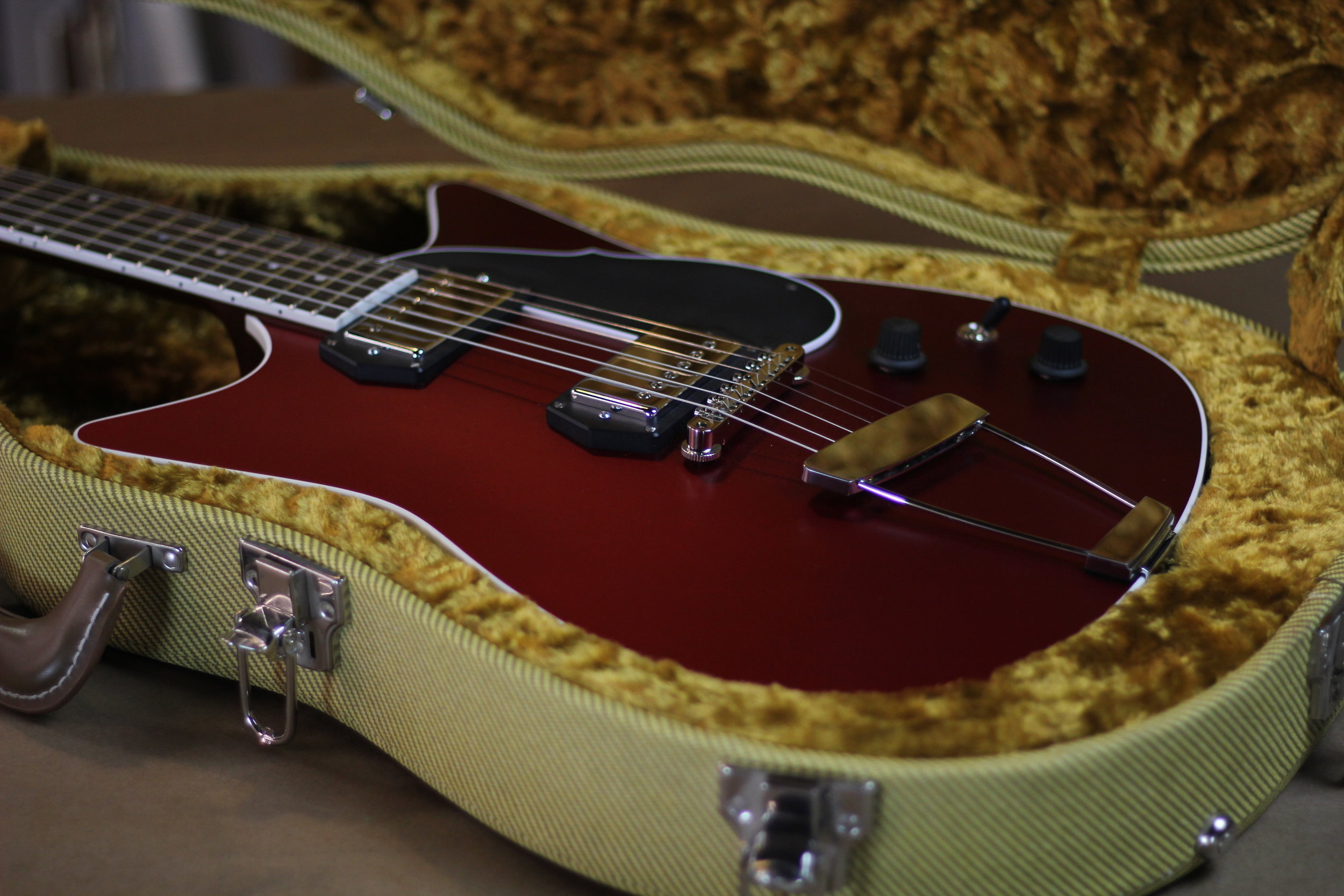 Candy Apple Red - Satin - Signature Model (14).JPG