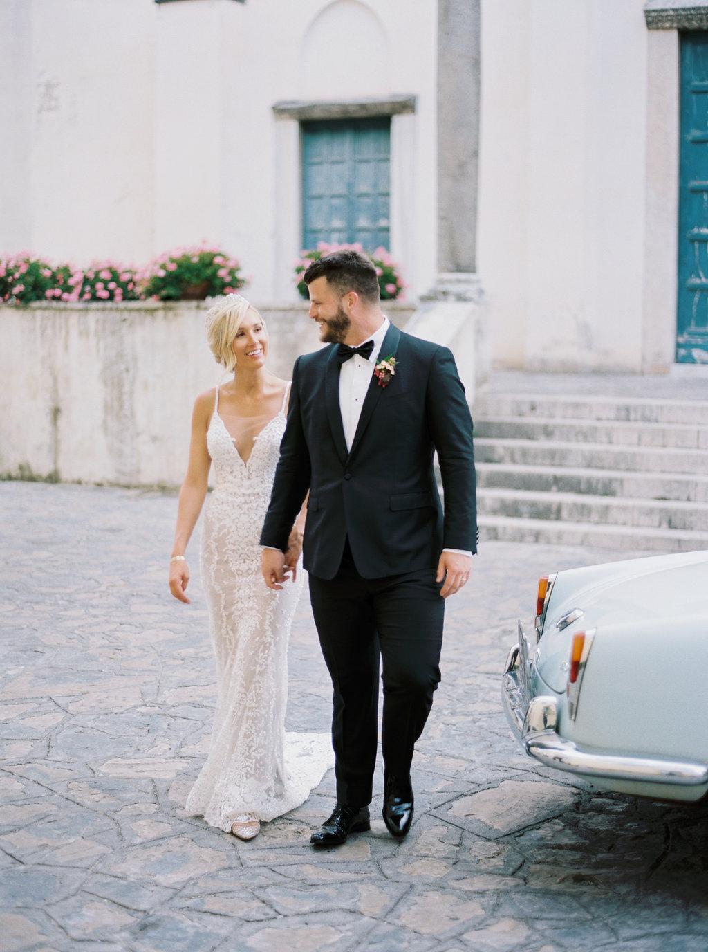 Allie & Joey - RAVELLO, AMALFI, ITALY