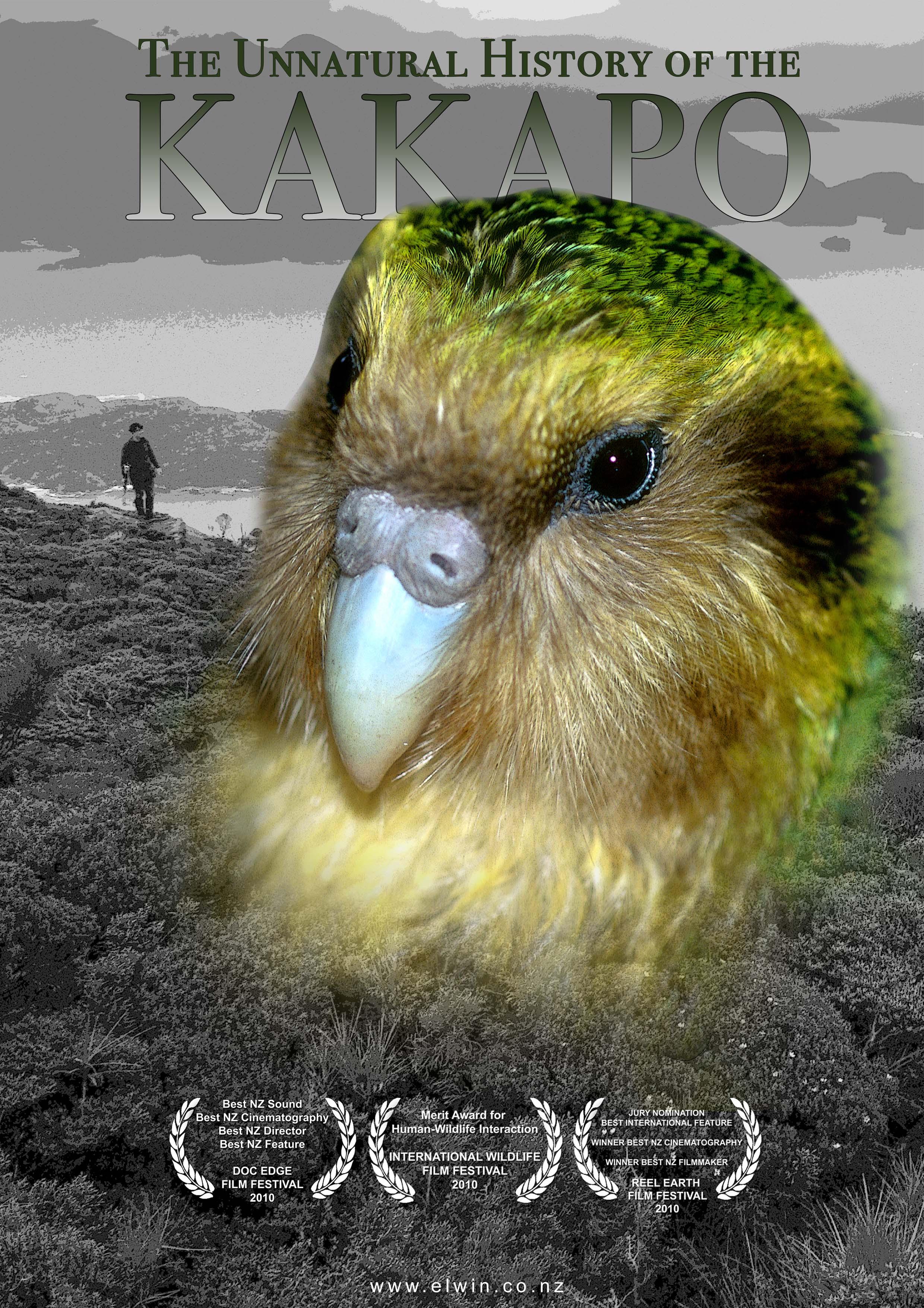 Kakapo Poster