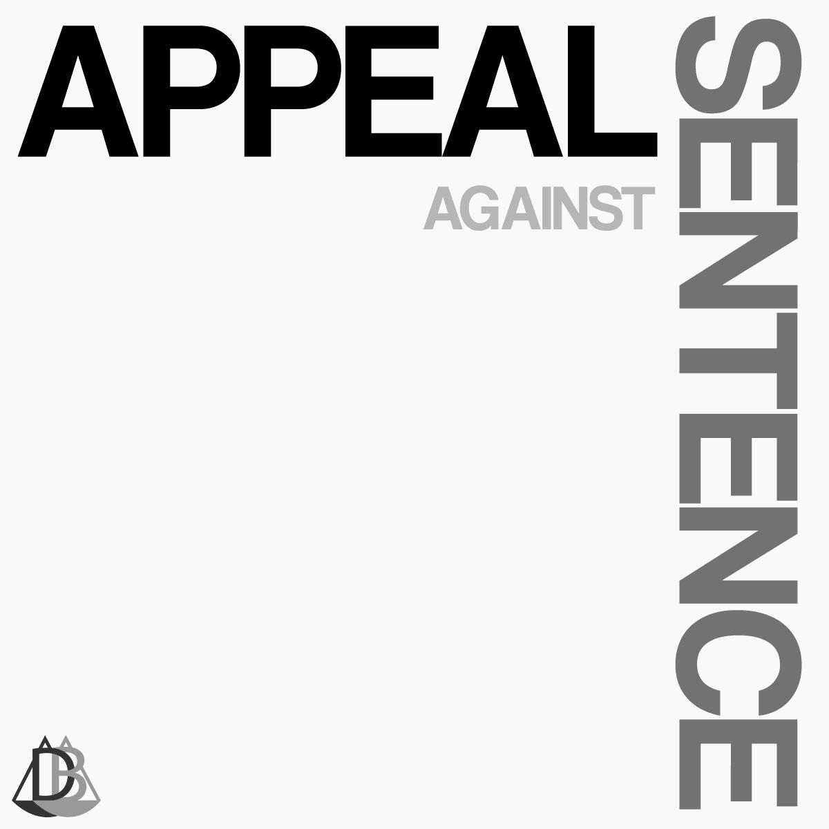 Appeal Against Sentence