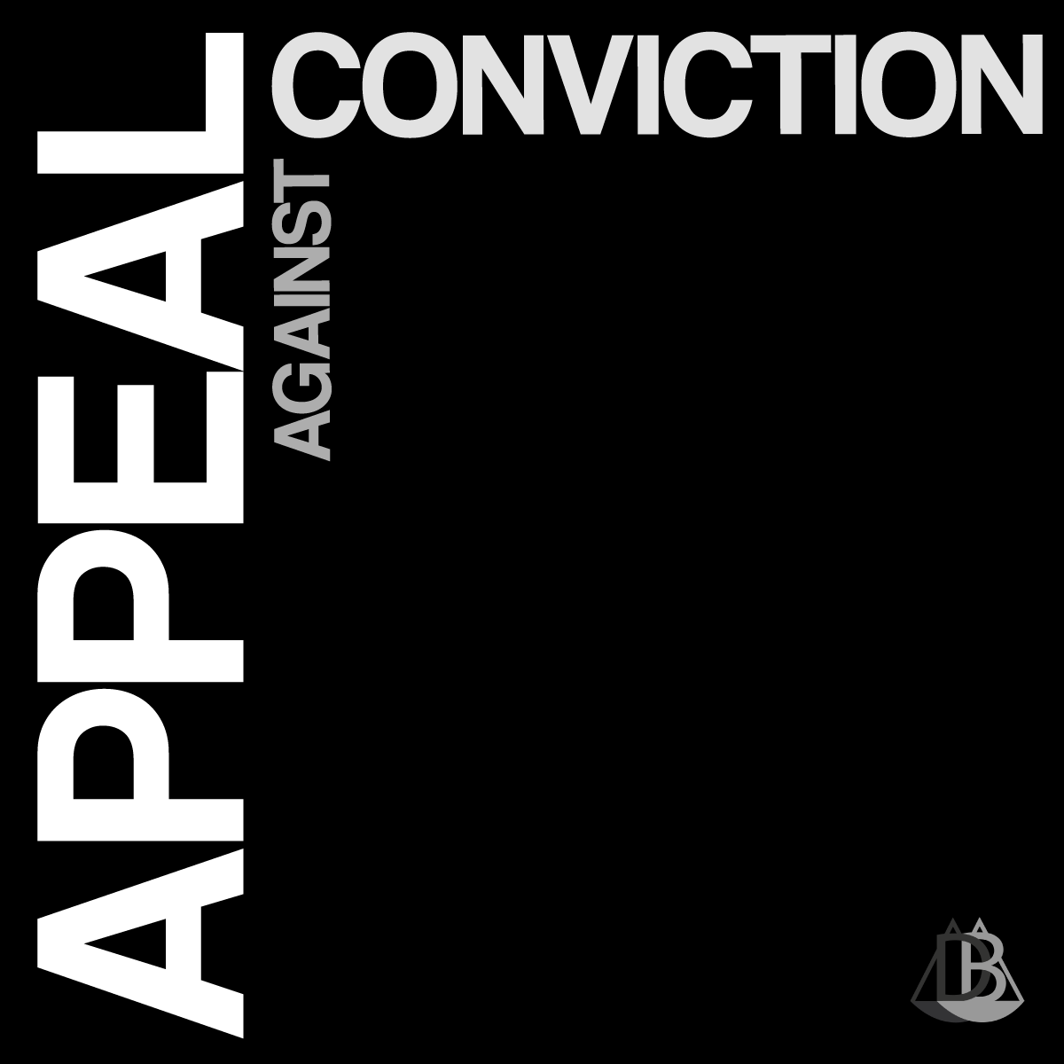 Appeal against Conviction