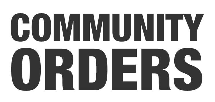 Community-Orders