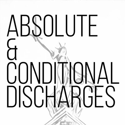 Absolute and Conditional Discharges