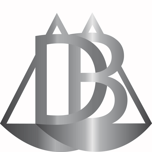 Defence-Barrister.co.uk logo silver