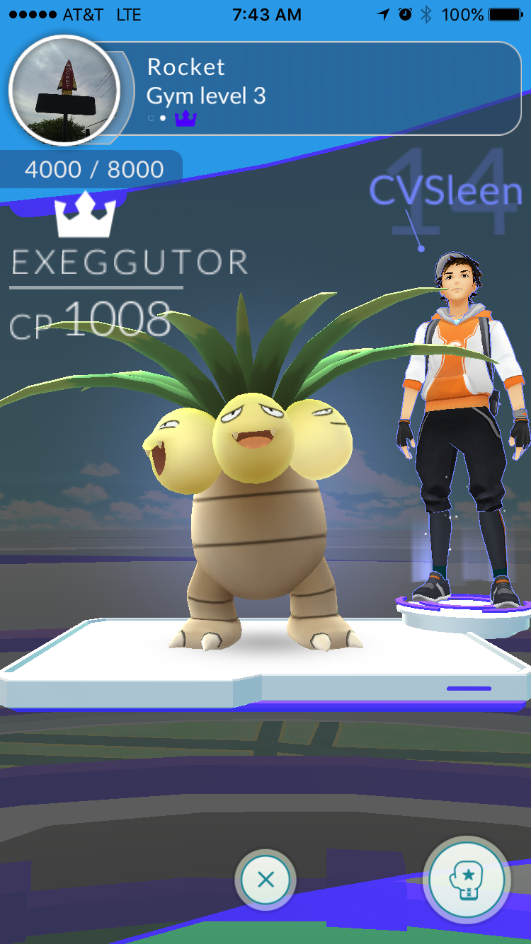 And a gym leader...or was, I held this spot for like a full day though.