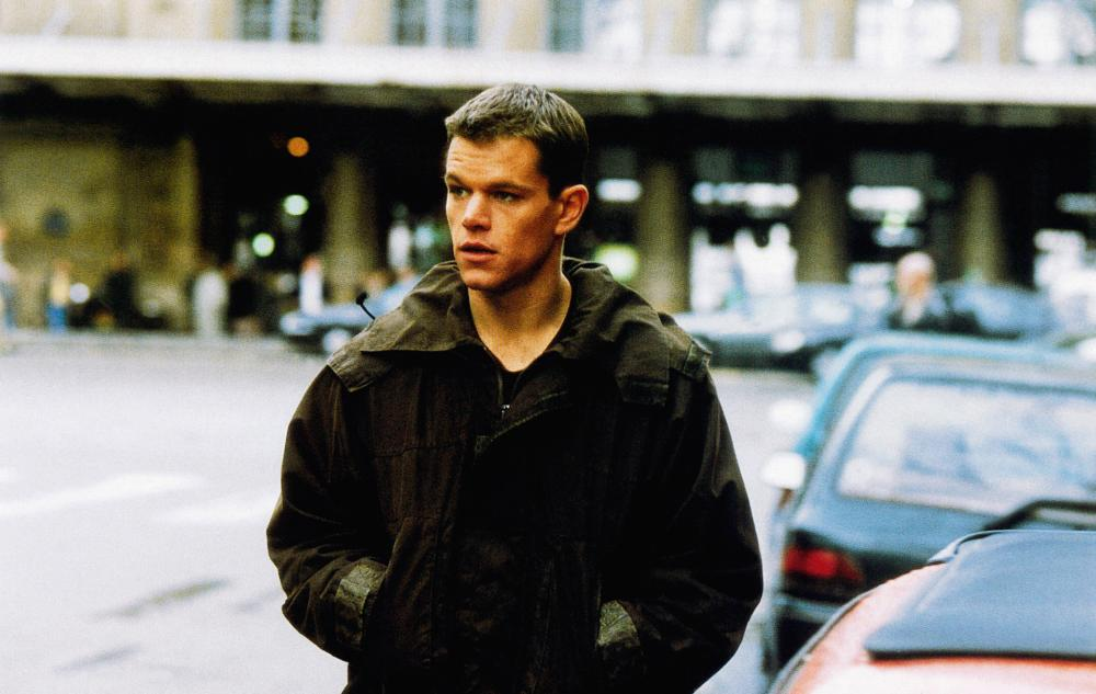 The Bourne Identity - 2002
