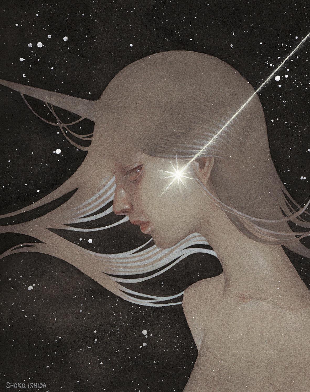 Shizuku - a wish upon a teardrop