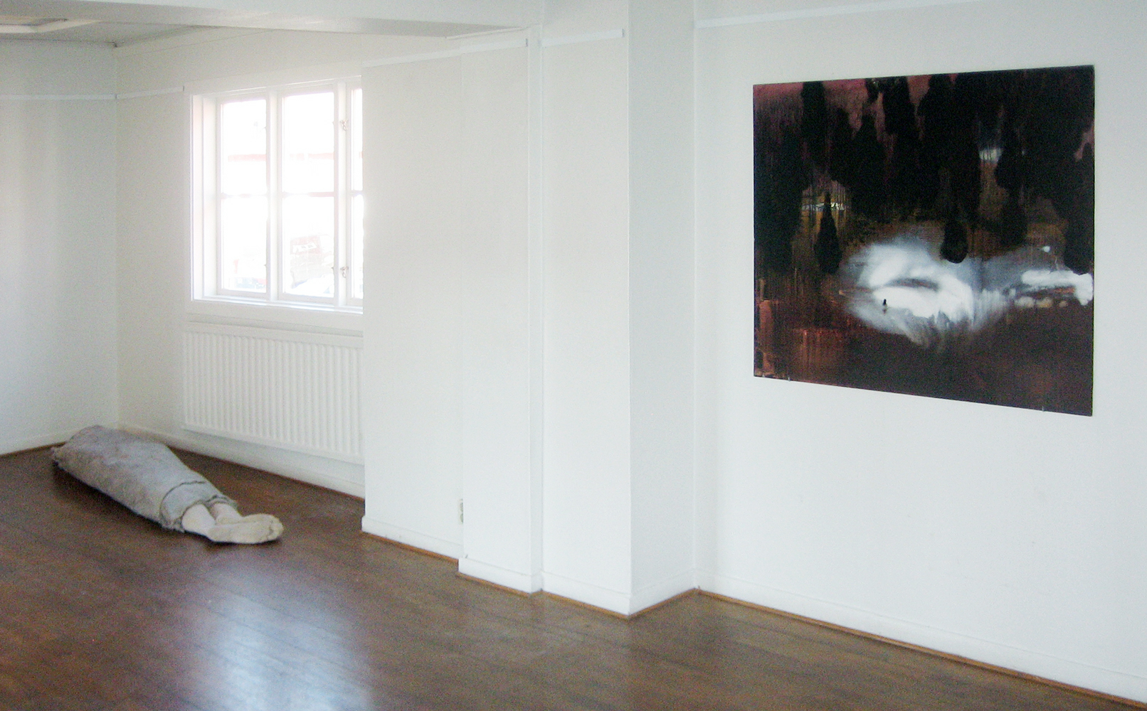 Sculpture by Roland Persson & Painting by Martin Ålund