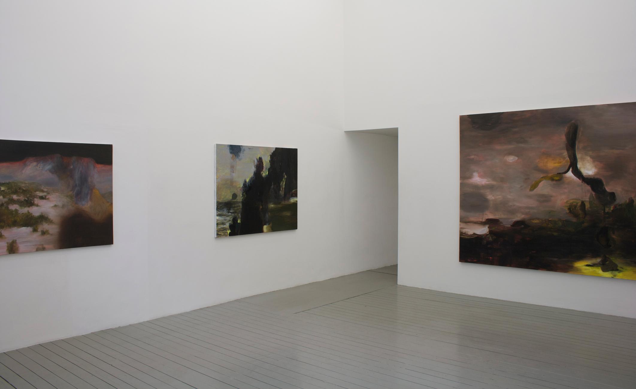 Martin Ålund, Peter Bergman Gallery