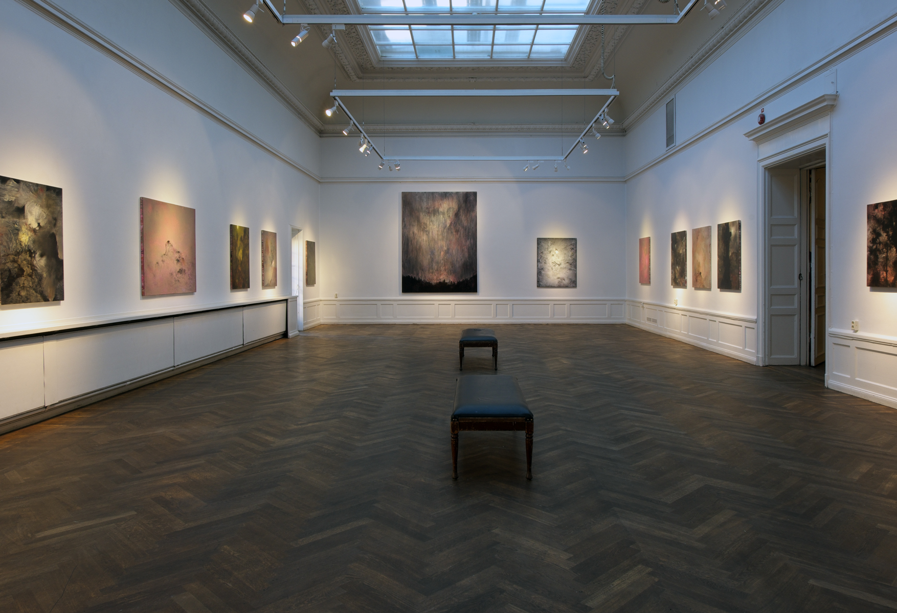 Martin Ålund Paintings