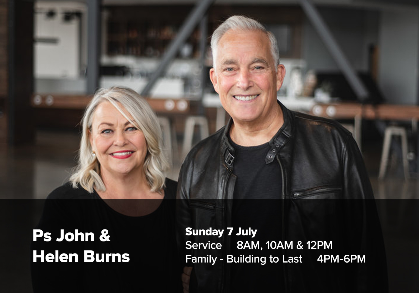 - Ps John and Helen have seen the faithfulness of God as their own broken marriage has been restored, and they speak with wisdom and authority on building healthy relationships. They travel extensively mentoring leaders and sharing their life message with churches and organizations globally.