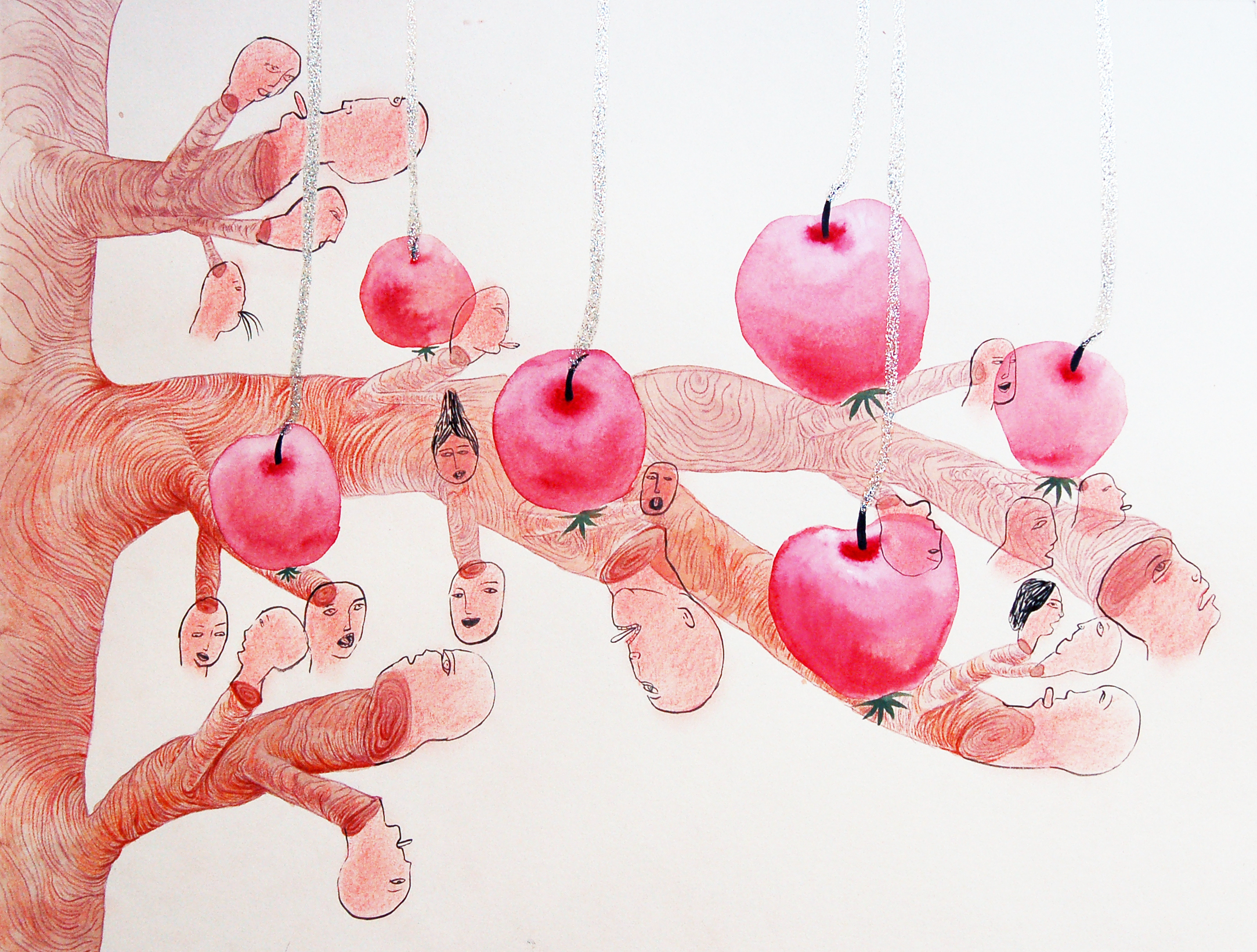 Turning Into Red Apples.jpg