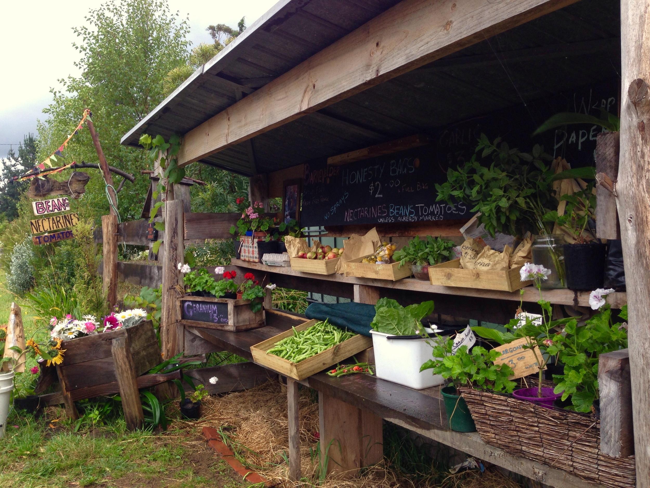 """Local Produce"" by Dan"