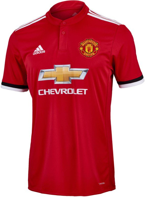 adidas Manchester United Home 17/18