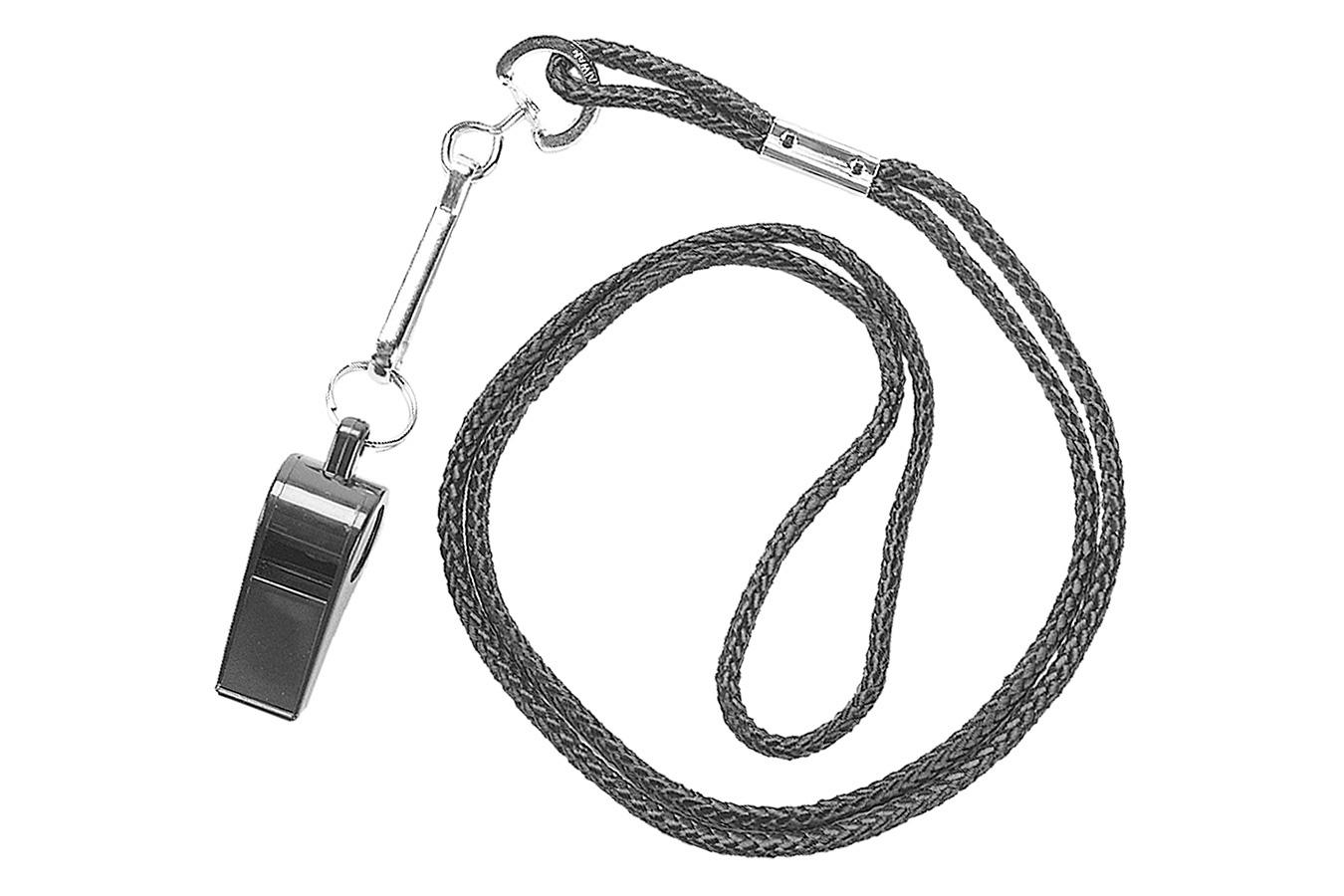 Kwik Goal Whistle/Neck Lanyard Pack
