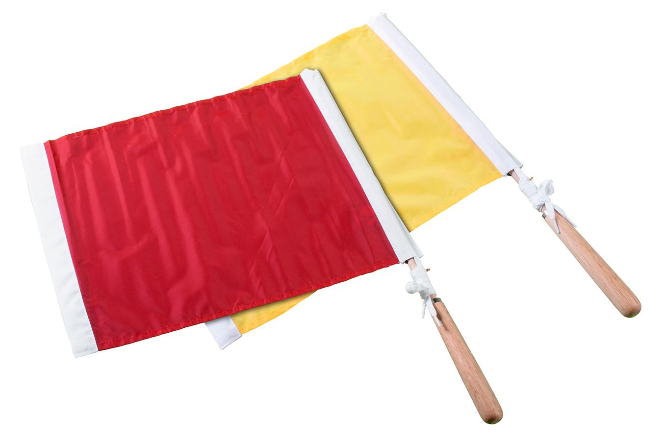 Kwik Goal Basic Linesman Flags