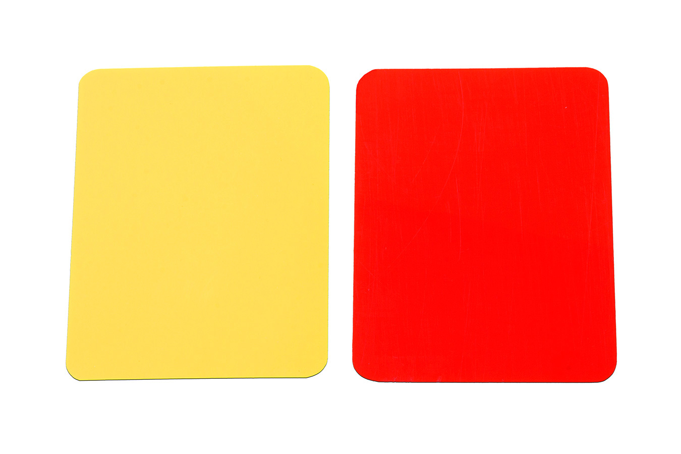 Kwik Goal Referee Cards
