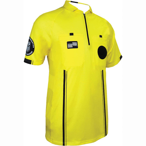OSI Pro Short Sleeve Jersey- Yellow