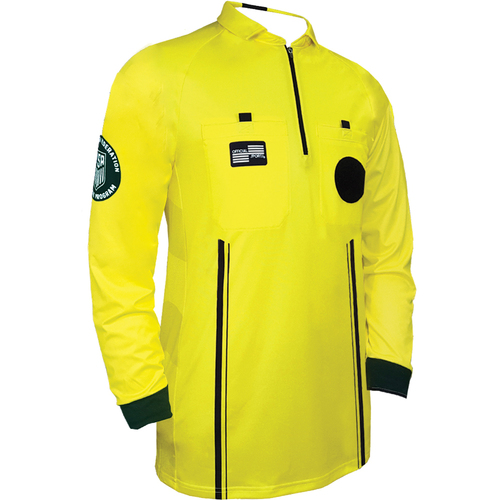 OSI Pro Long Sleeve Jersey- Yellow