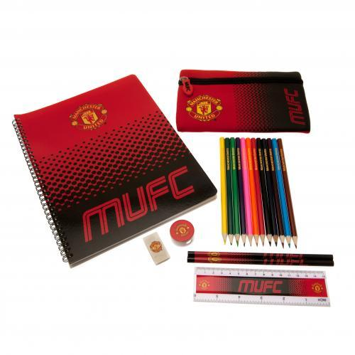 Manchester United Ultimate Stationary Set