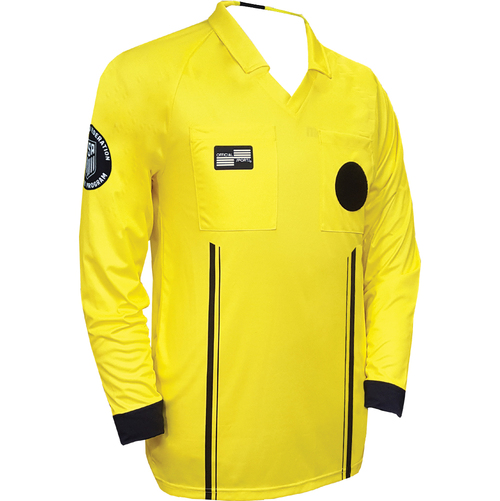 OSI Economy Long Sleeve Jersey- Yellow