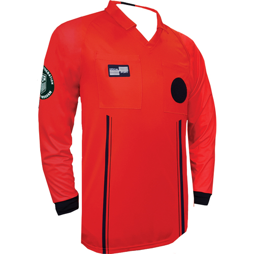 OSI Economy Long Sleeve Jersey- Red
