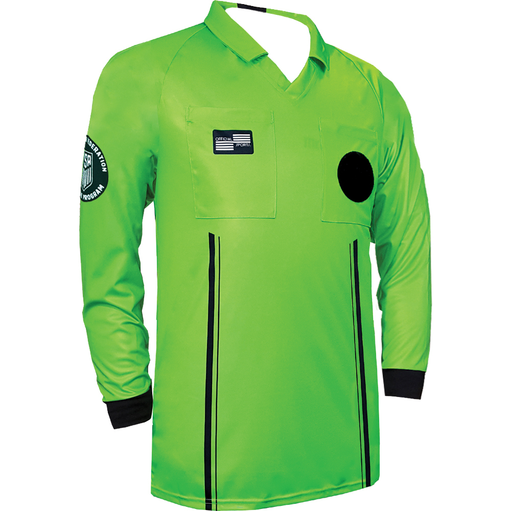 OSI Economy Long Sleeve Jersey- Green