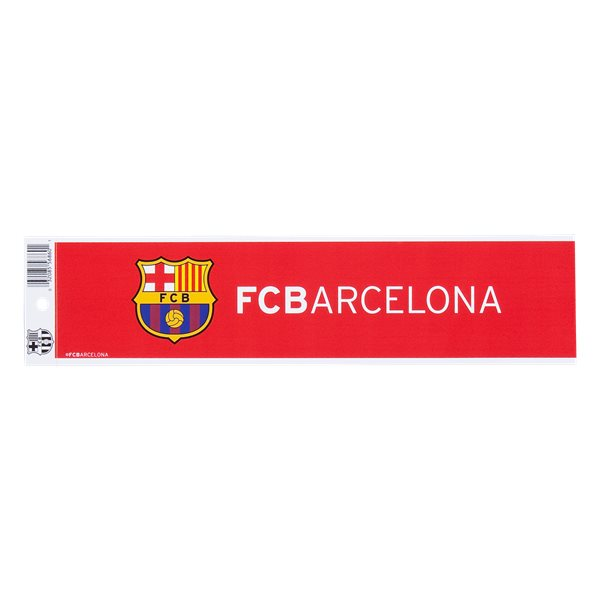 FC  Barcelona Bumper Sticker