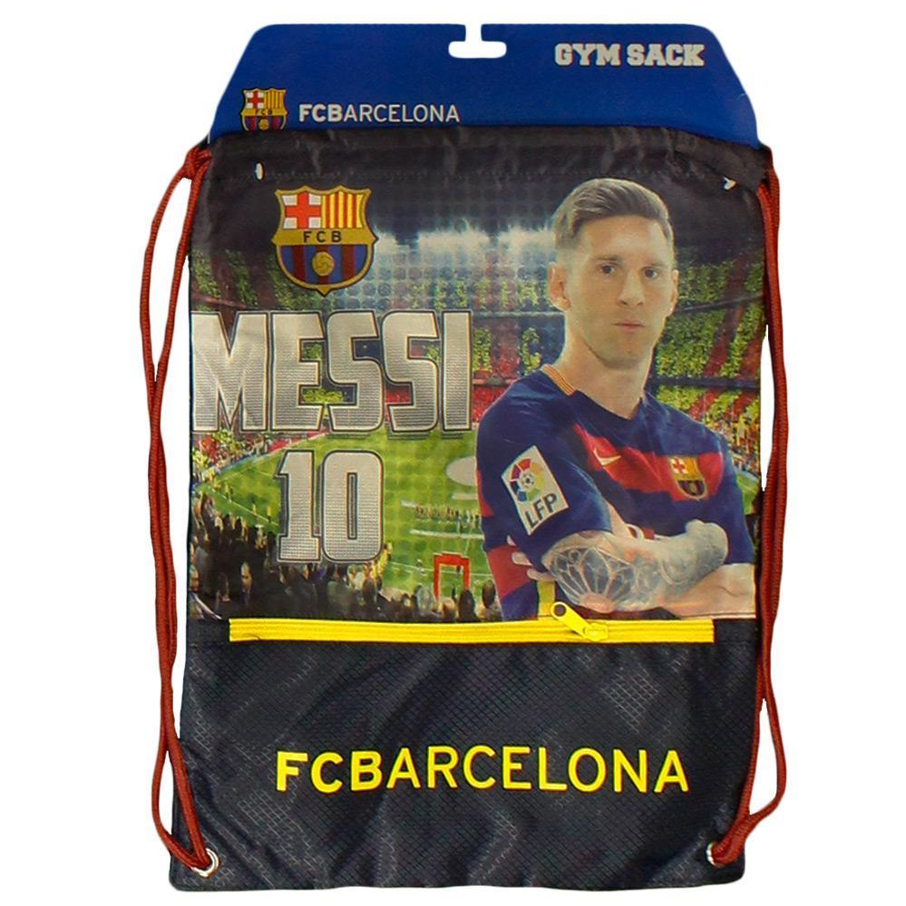 FC Barcelona Messi 10 Sack Pack