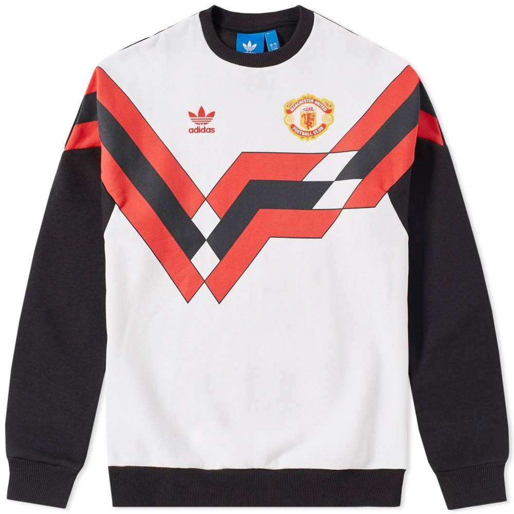 adidas Originals Manchester United Crew