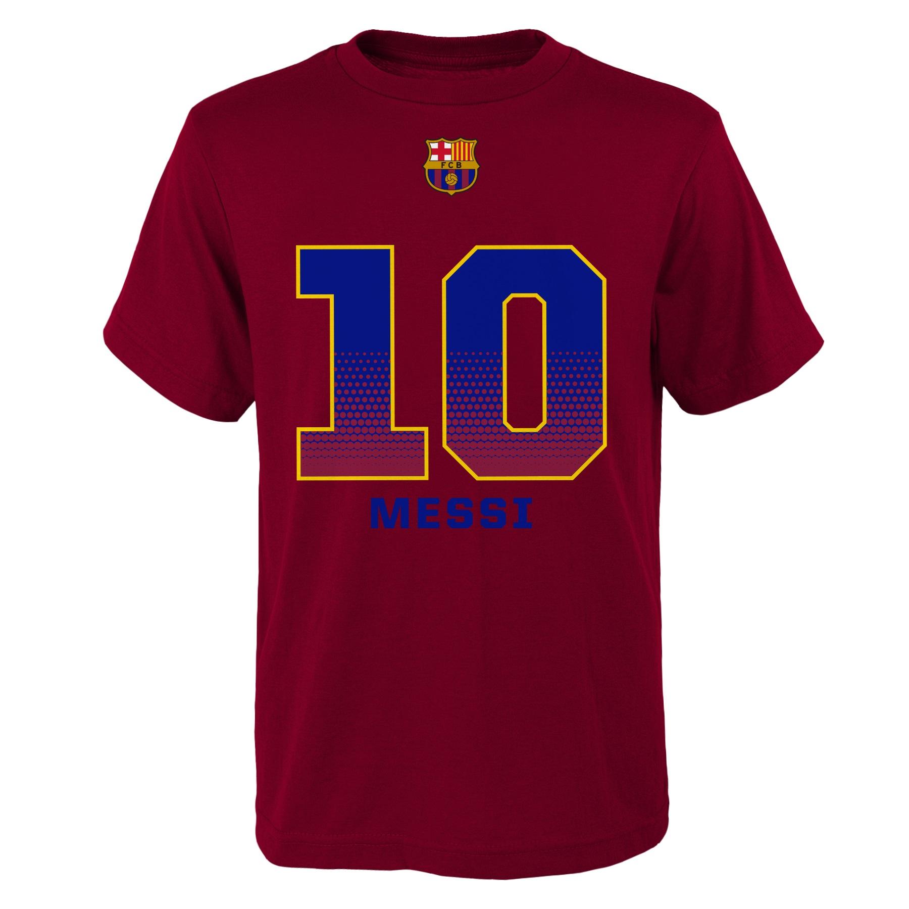 FC Barcelona Messi Youth Tee