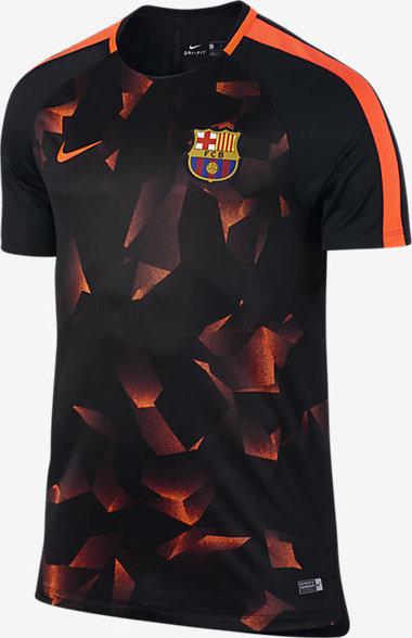 Nike FC Barcelona 17/18 Men's Squad Top