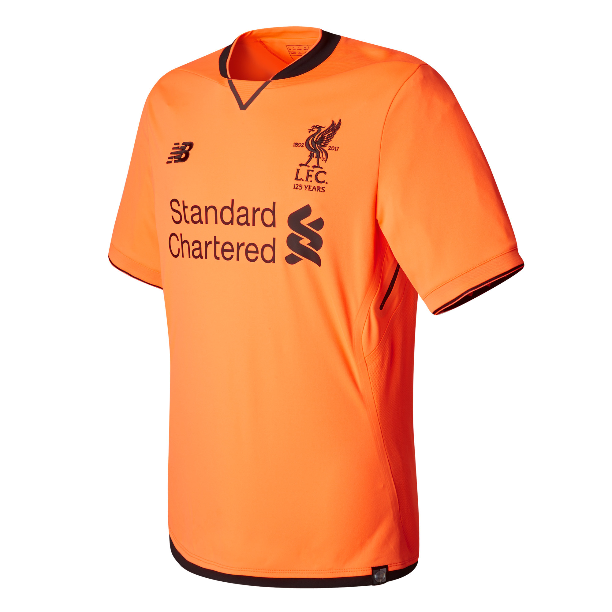 New Balance Liverpool 17/18 Youth 3rd Jersey